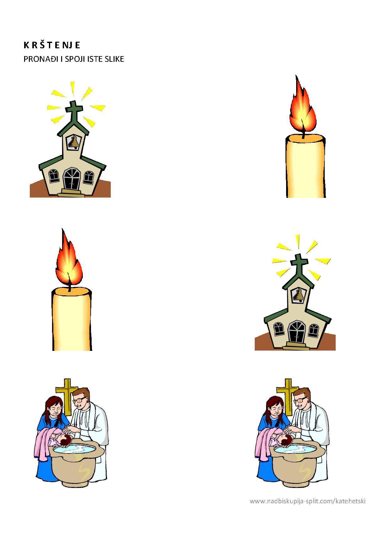 spajanje sakramenta