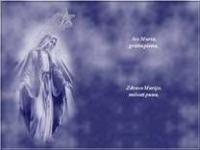 Ave Marija – pps