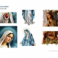 Blažena Djevica Marija - puzzle