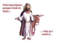 Milosrdni Samarijanac – Isusova prispodoba pps