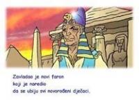 Mojsije – izlazak iz ropstva