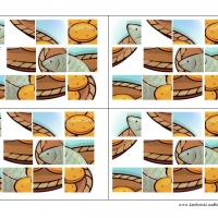 Pet kruhova