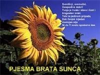 Pjesma brata sunca – pps sveti Franjo Asiški