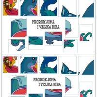 Prorok Jona i velika riba