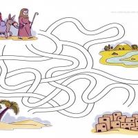 Put u Betlehem A4