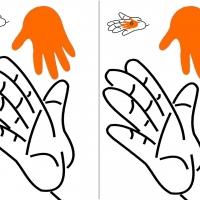 Božji tragovi - ruka u ruci