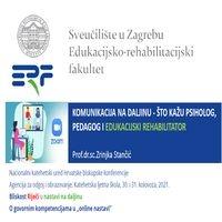 Komunikacija na daljinu (prof.dr.sc. Zrinjka Staničić)