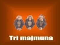 Tri majmuna – pps