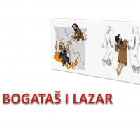 Bogataš i Lazar (igra razvrstavanja za učenike s teškoćama)