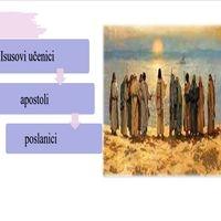 Isusovi učenici (ppt ZK)