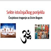 Istočnjački religiozni pokreti i sljedbe (ppt PK)