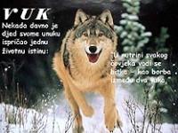 Dva vuka u čovjekovoj nutrini – pps o savjesti